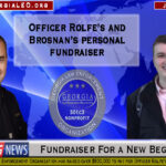 Officers' Rolfe and Brosnan Fundraiser