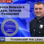 Atlanta Police Officer Brosnan